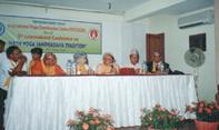 "Terceira Conferencia Internacional  ""NATHA YOGA SAMPRADAYA TRADITION"""