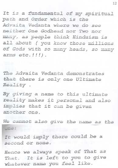 Globalisation 11 por Swami Pranavananda Brahmendra Avadhuta